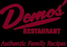 Demos Logo w Tag